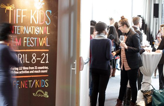 TIFF Kids Industry Programming